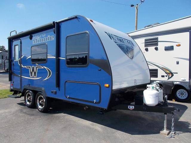 Camp Trailers For Sale >> 2018 Winnebago Micro Minnie 1706fb For Sale Dothan Al