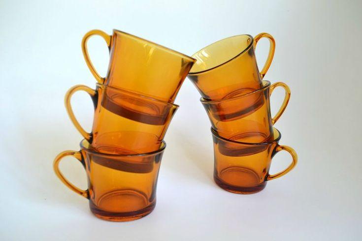 Les tasses de Mamie en Duralex