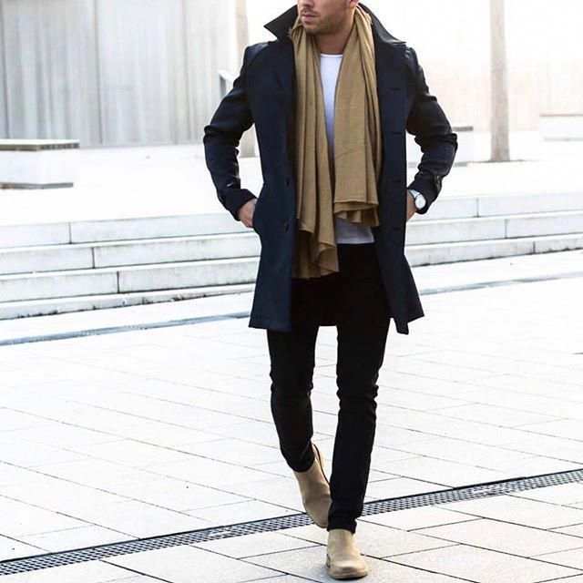 Moda De Marca De Lujo Tendencias Bolsosdemano Ropa De Hombre Casual Elegante Moda Hombre Invierno Combinar Ropa Hombre