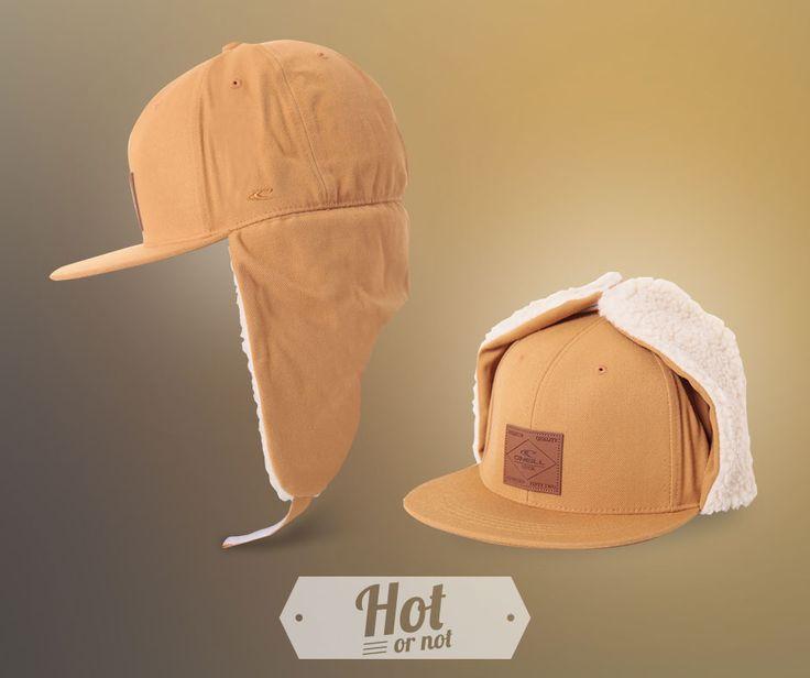 Wariacje na temat zimowej czapki :) Hot or Not? #ONeill #winter #cap #GaleriaMarek