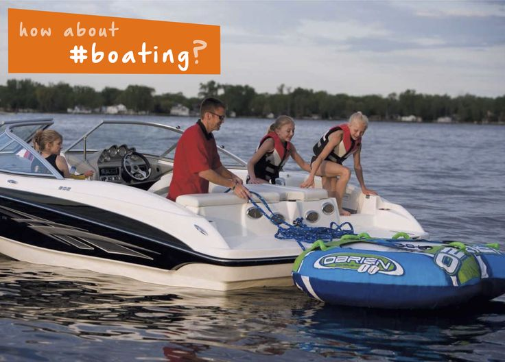 Enjoy the last month of #summer with #boating for the whole family! #familyfun…