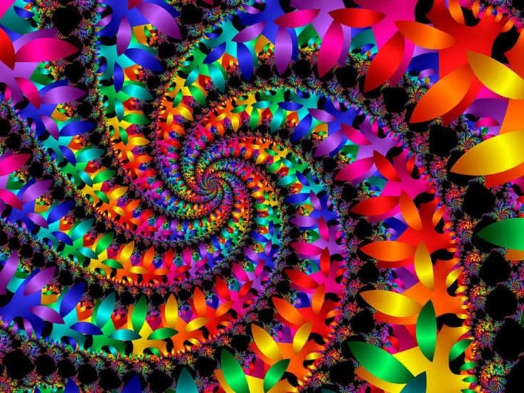 Party Spiral Photo By 2dphotography Pixdaus Abstract