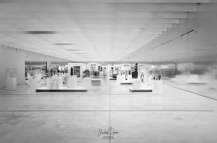 Louvre-Lens Museum | Grande galerie by Mickaël Demont on 500px