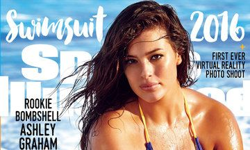 Sports Illustrated Just Made History By Putting A Plus-Size Model On Its Cover