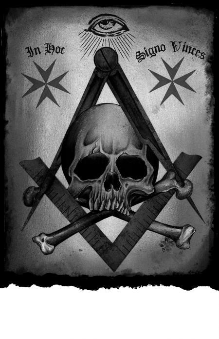 Square and Compass, Did you know these are the leg bones of Nimrod ? Why would anyone want to belong the skull and bones club ? By doing so you welcome death into your home.