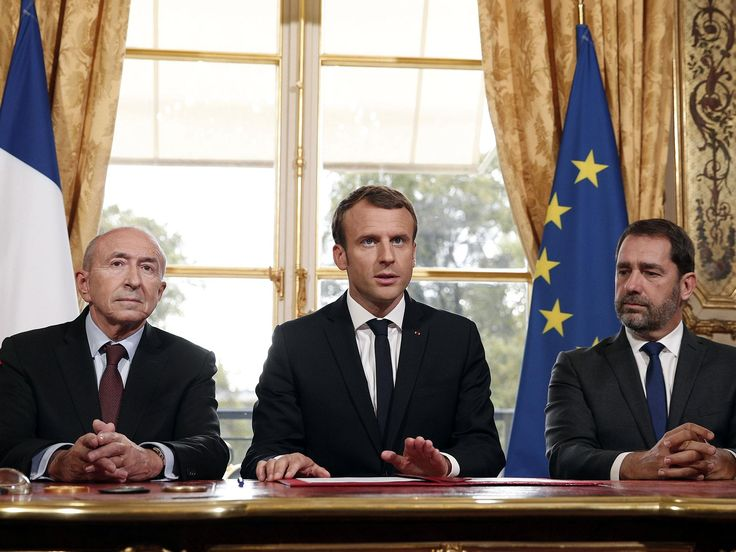 The French President, Emmanuel Macron, has declared the country's state of emergency will end tomorrow on 1 November, almost two years after the 2015 Paris attacks. Mr Macron formally signed a sweeping counterterrorism law to replace the state of emergency, which is meant to give police more tools to fight violent extremism. The bill was adopted by a large majority at parliament earlier this month.