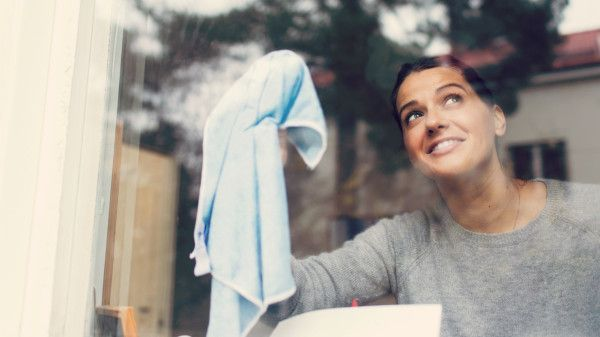 Keep your mess manageable with this cleaning checklist. Sponsored post.