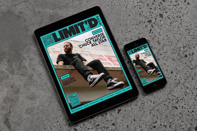 Hype DC and ACCLAIM present: issue eight of Limit'd. Featuring Callum Preston, Shio, and more. Posted By Mitch Parker | 17-Mar-2015