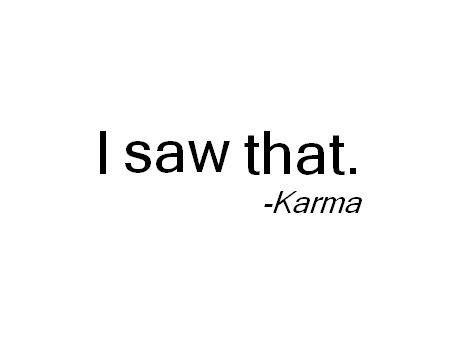 Relationship Quotes Love Karma. QuotesGram