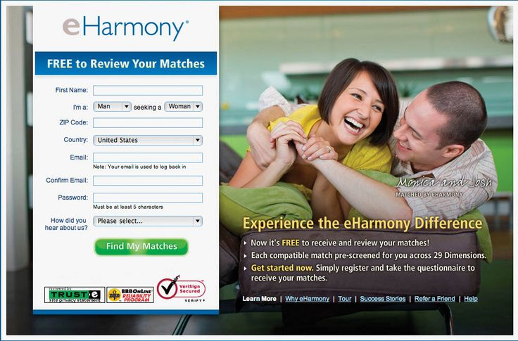 How To Get More Matches On Eharmony