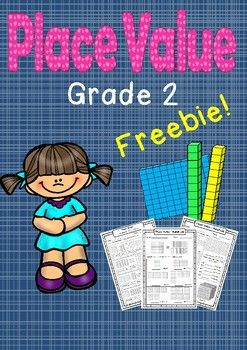 Here is a little taste of my Place Value Grade 2 pack I am currently working on.  This freebie included 3 pages from this pack. These cover the introduction to hundreds and practice categorizing hundreds, tens, and ones.  *To see my Kindergarten- Grade 1 Place Value pack, click here*  Please leave feedback!