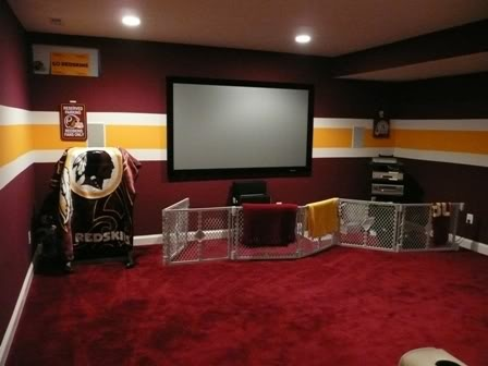 Redskins Basement Football Pinterest Duke