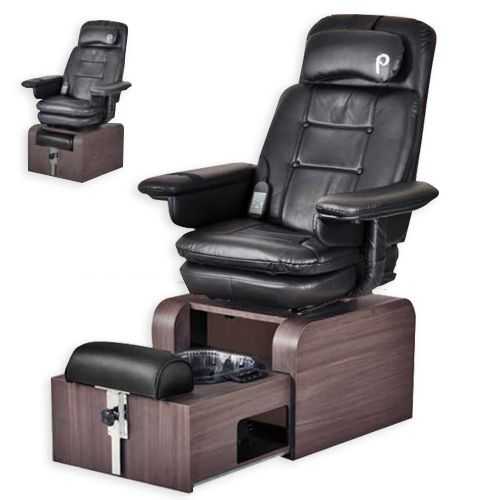 Pibbs+PS12+Torino+Pedicure+Spa+Chair+and+Manicure+Table+-+Plumbing+Free++main+product+image
