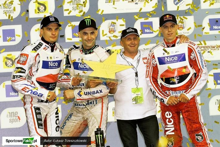 Eurosport Speedway Best Pairs in Toruń | More photos at https://www.facebook.com/media/set/?set=a.10151739165542625.1073741846.57863732624=1