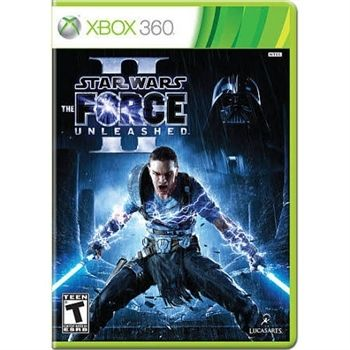 Star Wars The Force Unleashed II - Xbox 360 Game