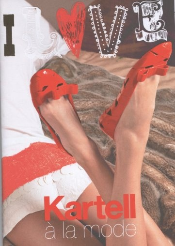 Bow Wow  Moschino & Kartell