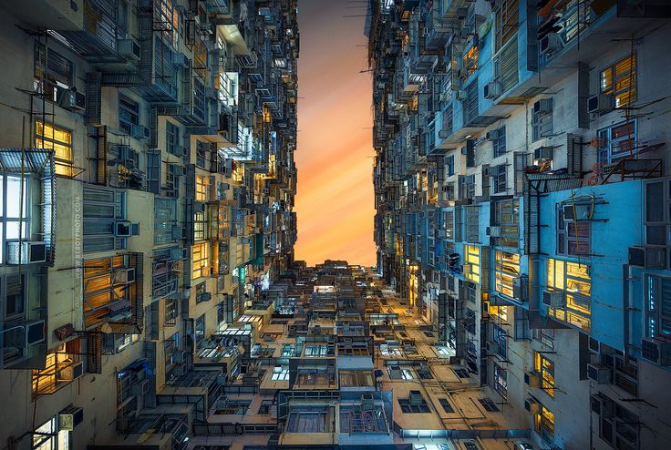 Real world Tetris by Beboy Photographies on 500px
