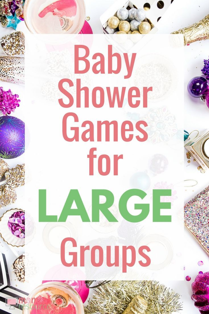 Best 25+ Baby shower games for large groups ideas on ...