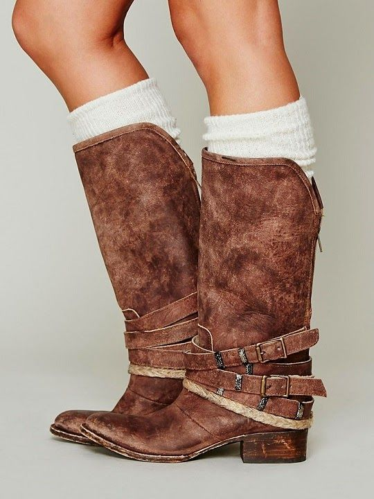 Drazen Leather #Boots