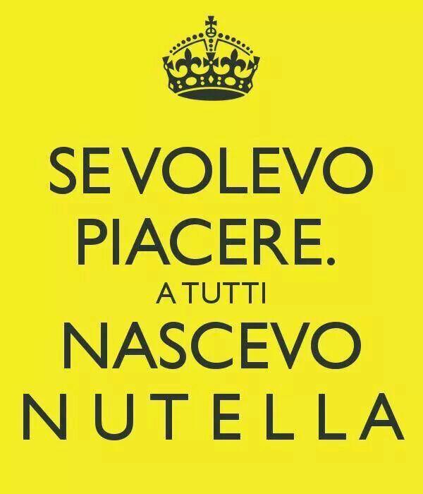 Nutella story