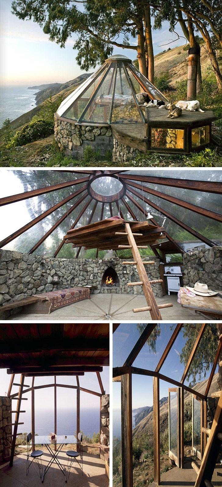 Take me there, PLEEEEASE!! The Greenhouse.