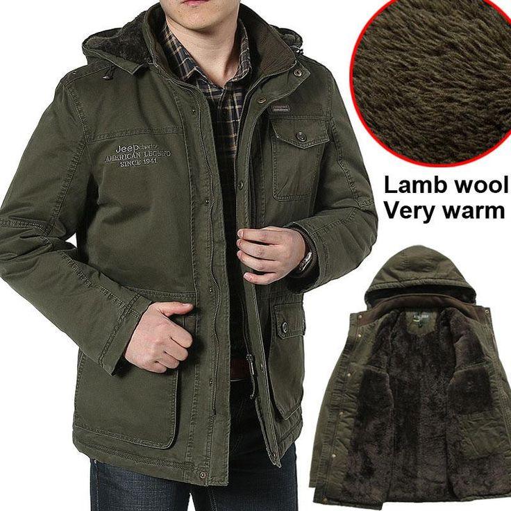Fleece Cotton Warm Jackets | Furrple