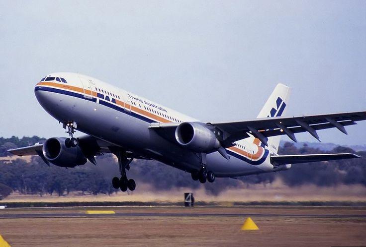 Trans Australia Airlines Airbus A300 (VH-TAB)