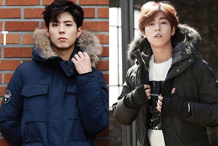 Park Bo Gum & Lee Hyun Woo