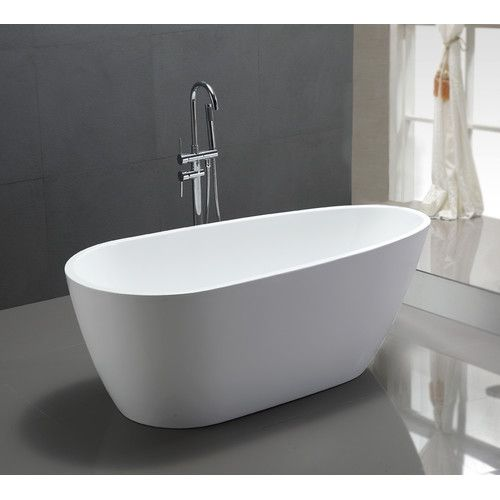 "Found it at Wayfair - 67"" x 31.5"" Soaking Bathtub"