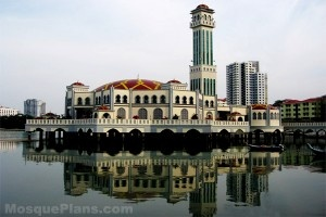 floating mosque,penang