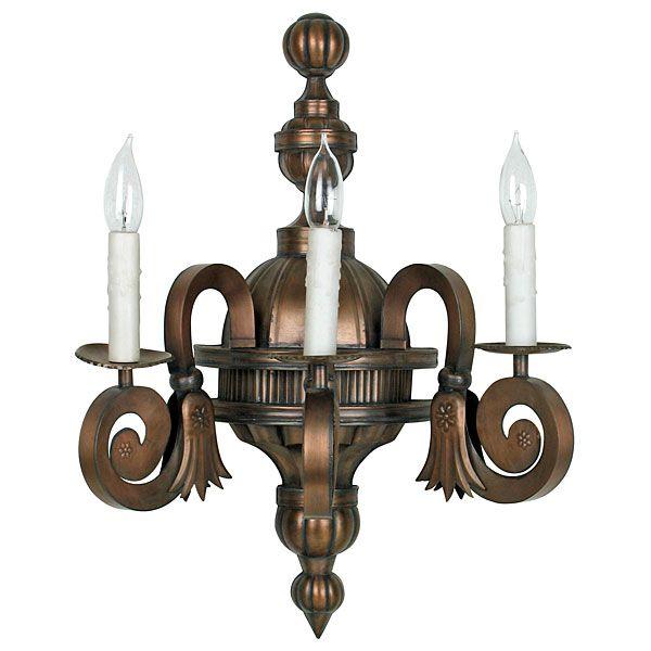 694 best spanish hacienda images on pinterest haciendas for Hacienda style lighting