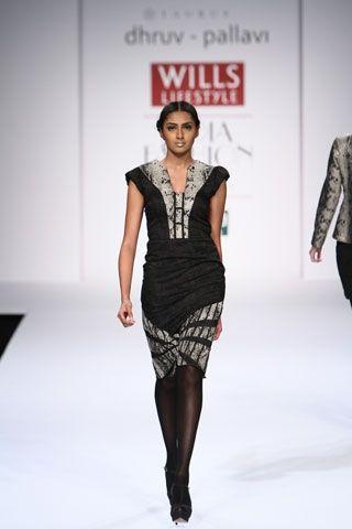 Dhruv - Pallavi. WLFW A/W 14'. Indian Couture.