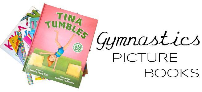 5 Fantastics Gymnastics Books