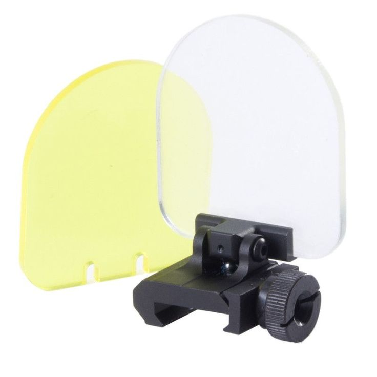 SINAIRSOFT New bulletproof lens protector folding for airsoft 551 552 553 556 557 scope red green dot sight Black hunting