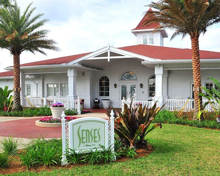A Review of Senses Spa at Disney's Grand Floridian Resort