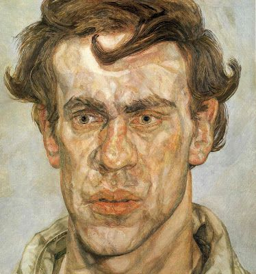 ScreaminJay Art Blog: Lucian Freud