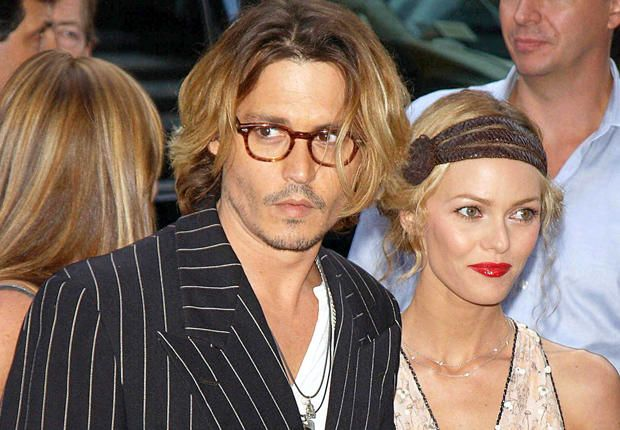 Lone Ranger: Johnny Depp Vanessa Paradis Offically Split
