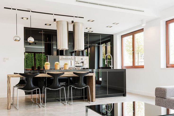 44 best Kuchnia - projekty i aranżacje images on Pinterest | Entwurf ...