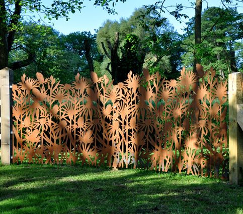 More of Grace & Webb's latest laser cut installations - Grace & Webb - Bespoke laser cut metal screens and panels for luxury architectural and int...