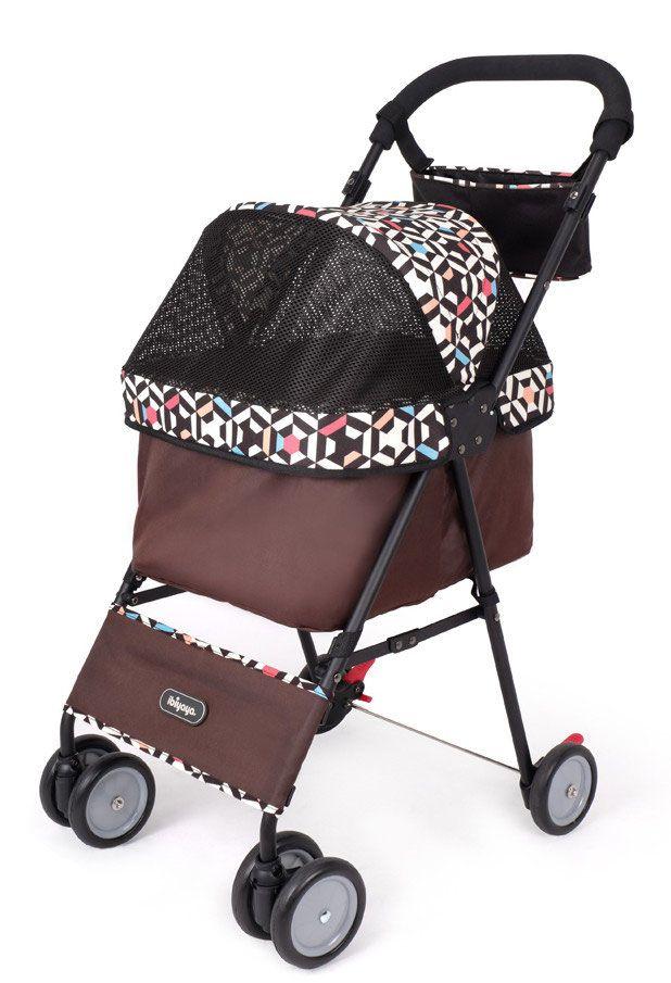 Скидка! Ibiyaya коляска для собак Mini Pet Buggy-Honeycomb