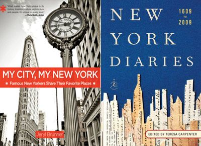 Short writings from famous New Yorkers