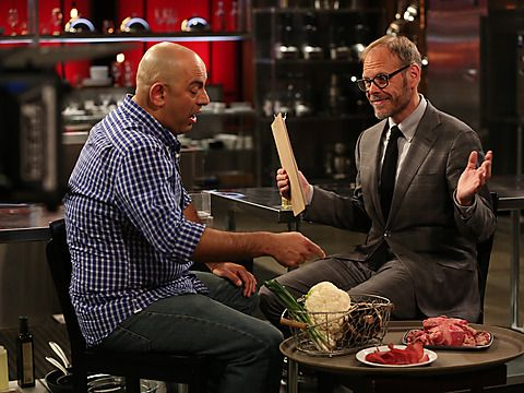 Cutthroat Kitchen: Alton's After-Show - FoodNetwork.com