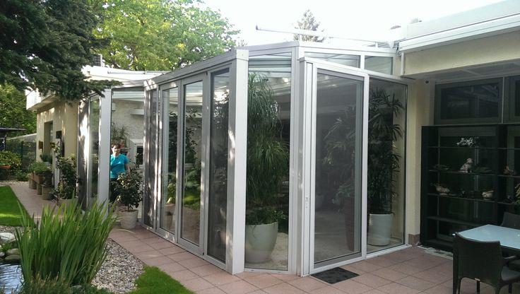 - ogrody zimowe, oranżerie,  werandy -  wintegarden,  - conservatory    www.alpinadesign.pl