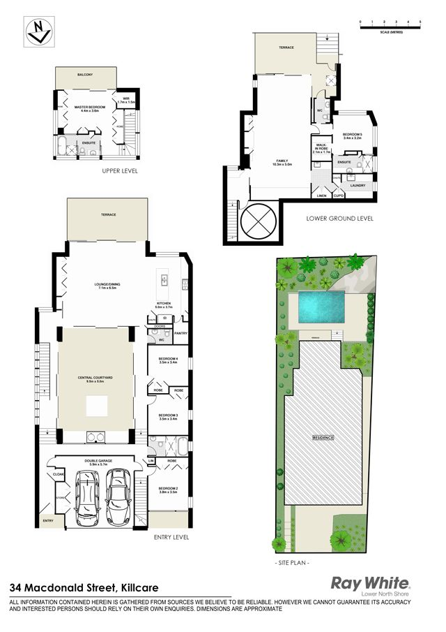 Killcare, NSW Sales Agents - Dino Gatti and Megan Thomas Ray White Lower North Shore (02) 9953 7333 #raywhiterealestate #raywhitelowernorthshore #houseforsale #realestate #houseplans #floorplans #design