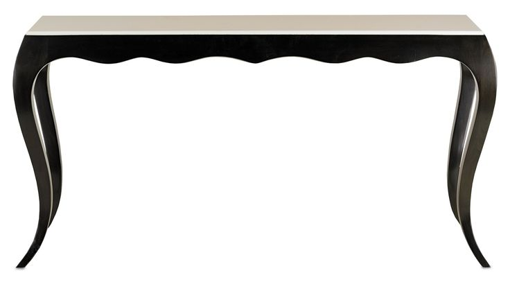 Currey and Company Cooper Traditional Console Table