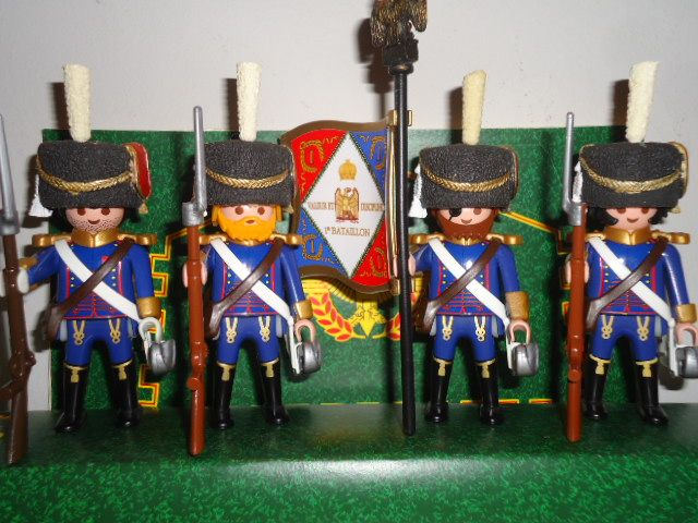 custom playmobil | Brickstoy: Custom Made Playmobil Soldiers Figures only available in ...