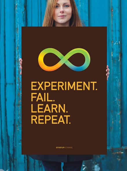 This image is a great representation of Diana Laufenberg's theory on experiential learning.