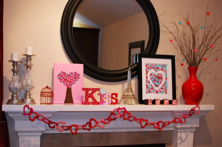 195 best images about valentine room ideas on pinterest for Valentines room decor