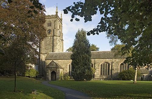 St Eustachius Parish Church, Tavistock, Devon, England.