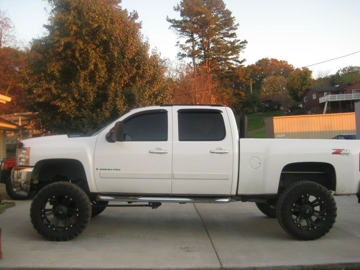 chevy lifted trucks with stacks - Google Search | Chevy ...